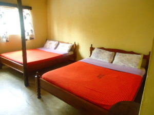Quadruple rooms, Twin Beds for the Naivasha Hotels Resorts for Kenya holidays Safari